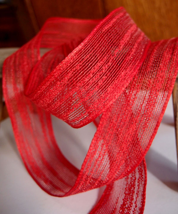 Mesh Ribbon - 3 rolls minimum