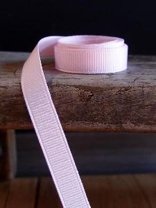 Pink Grosgrain Ribbon 3/8""