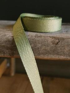 Moss Green Grosgrain Ribbon 3/8""