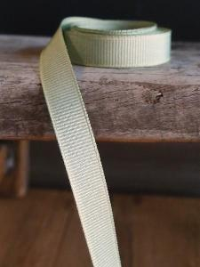 Spring Moss Green Grosgrain Ribbon 3/8""