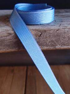 Bluebird Grosgrain Ribbon 3/8""