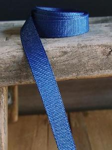 Navy Blue Grosgrain Ribbon 3/8""