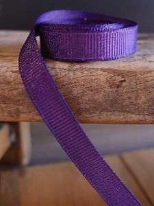 Purple Grosgrain Ribbon 3/8""