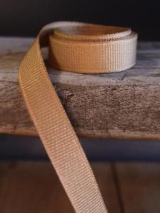 Camel Grosgrain Ribbon 3/8""