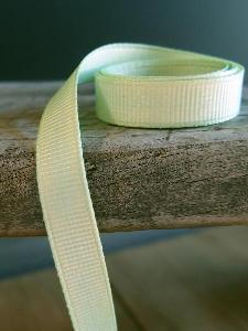Lime Green Grosgrain Ribbon 3/8""