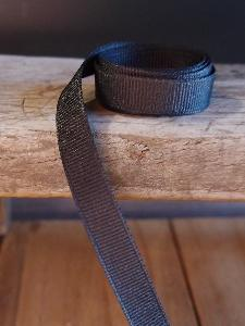 Black Grosgrain Ribbon 3/8""