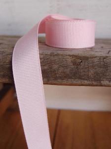 Pink Grosgrain Ribbon 5/8""