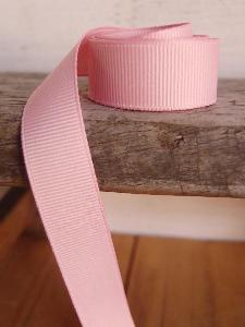 Mauve Grosgrain Ribbon 5/8""