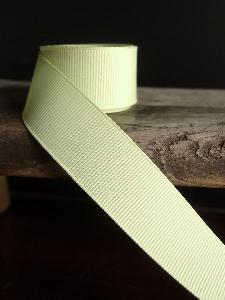 Lime Grosgrain Ribbon 7/8""