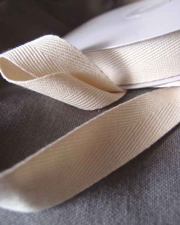 Cotton Ribbon - 3 rolls minimum