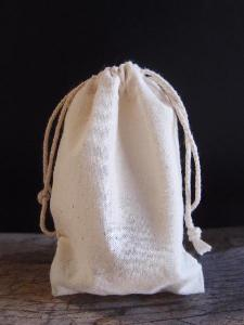 "Cotton Bag 4x6 - 4"" x 6"""