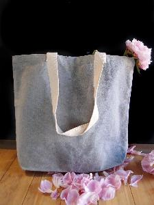 Recycled Canvas Tote 18x15