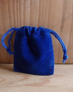 Royal Blue Velvet Bags 2x2.5 - 100pcs/pack. 1 pack minimum.