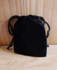 Black Velvet Bags 2x2.5 - 100pcs/pack. 1 pack minimum.