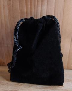 Black Velvet Bags 4x5.5 - 100pcs/pack. 1 pack minimum.