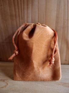 Brown Velvet Bags - 100pcs/pack. 1 pack minimum.