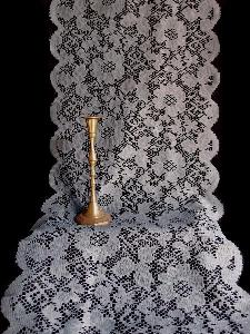 Wholesale Lace Table Runners, Overlays and Chair Sashes