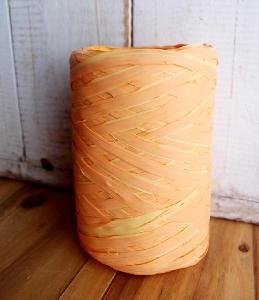 Upscale Raffia Orange - 5mm x 50 meters