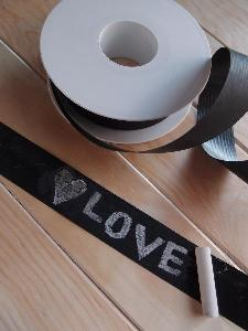 Chalkboard Ribbon with Chalk - 30MM X 50MT