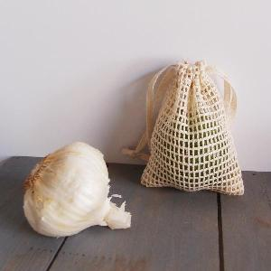 "Cotton Net Bags 3x4 - 3"" x 4"""