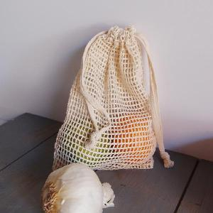 "Cotton Net Bags 5x7 - 5"" x 7"""