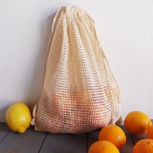 "Cotton Net Bags 10x12 - 10"" x 12"""