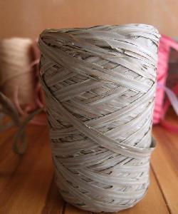 Upscale Raffia Grey - 5mm x 50 meters
