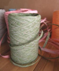 Upscale Raffia Green  - 5mm x 50 meters